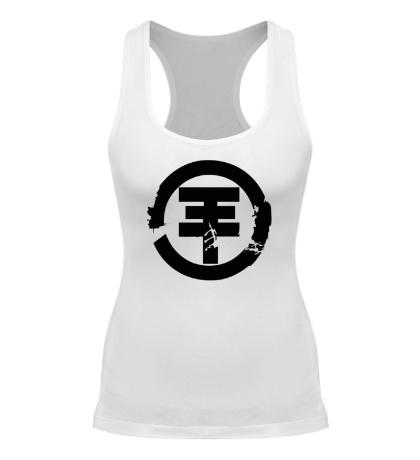 Женская борцовка Tokio Hotel Symbol