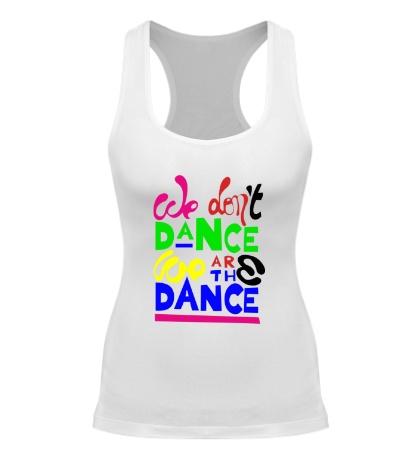 Женская борцовка We dont dance