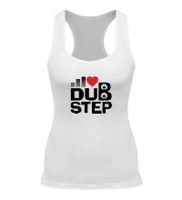 Женская борцовка Dubstep love