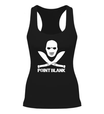 Женская борцовка Point Blank Mask