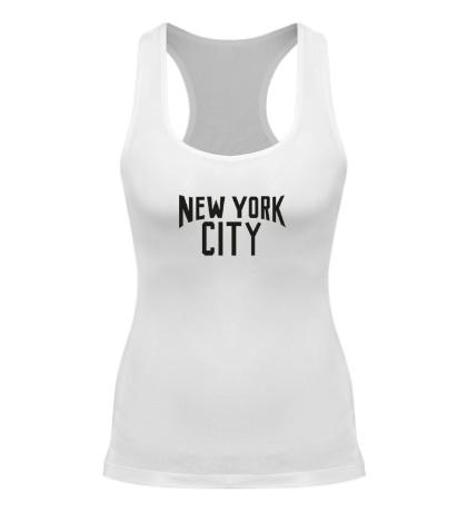Женская борцовка New York City