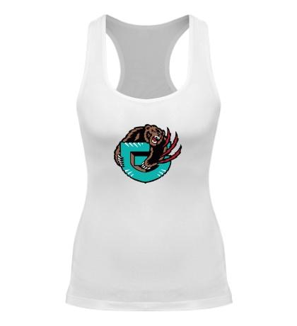 Женская борцовка Memphis Grizzlies