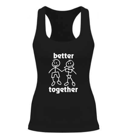 Женская борцовка Better together