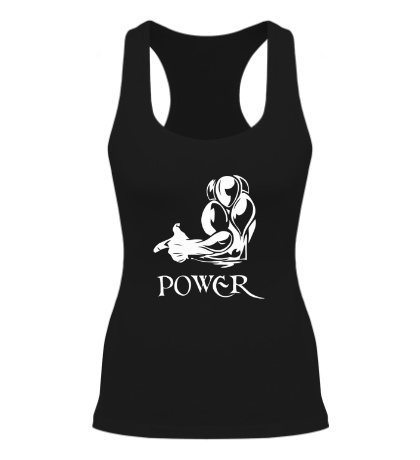 Женская борцовка Max Power