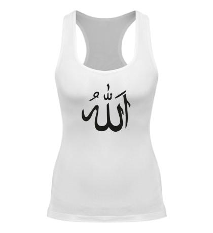 Женская борцовка Ислам: символ
