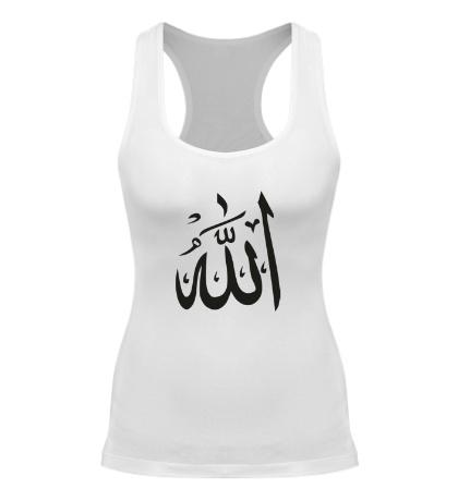Женская борцовка Аллах