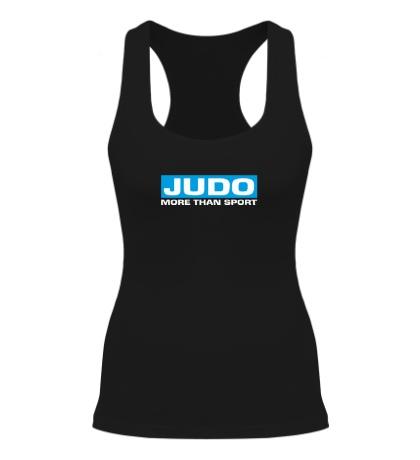 Женская борцовка Judo more then sport