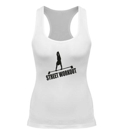 Женская борцовка Street Workout