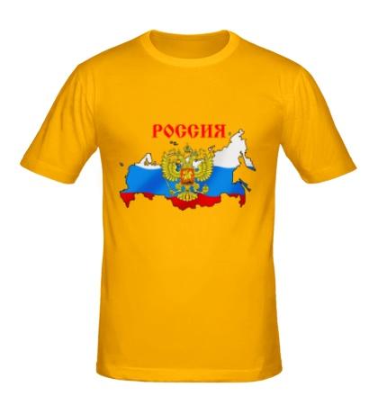 Мужская футболка Российская Империя