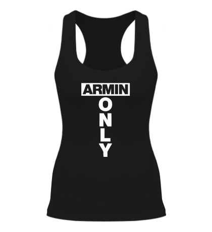 Женская борцовка Armin Only Sign