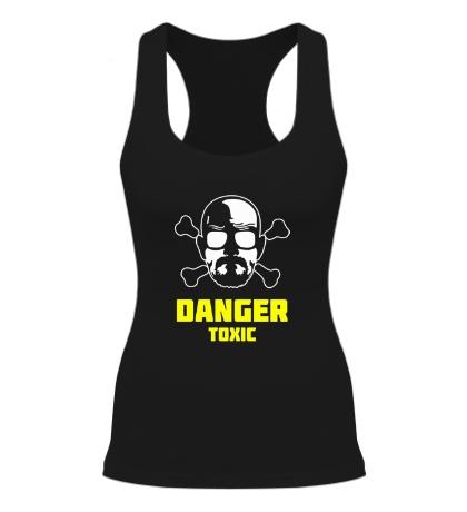 Женская борцовка Danger Toxic