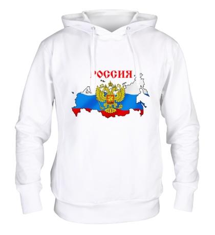 Толстовка с капюшоном Российская Империя