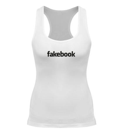 Женская борцовка FakeBook