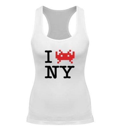 Женская борцовка I invader NY