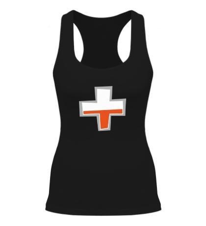 Женская борцовка TF2: Health