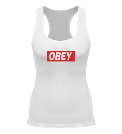 Женская борцовка Obey