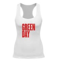 Женская борцовка Green Day