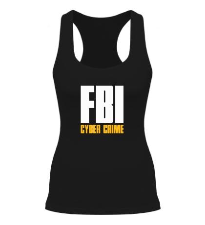 Женская борцовка FBI Cyber Crime