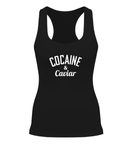Женская борцовка Cocaine & Caviar