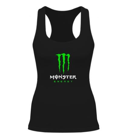 Женская борцовка Monster Energy