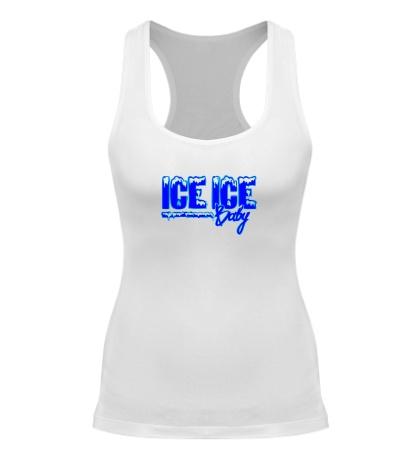 Женская борцовка Ice Ice Baby