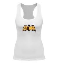 Женская борцовка Batman Sign