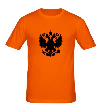 Мужская футболка Герб РФ