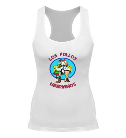 Женская борцовка Los Pollos Hermanos