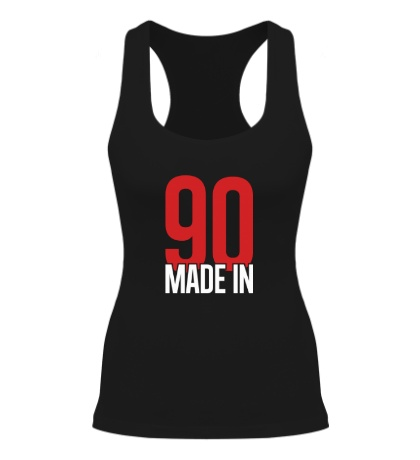 Женская борцовка Made in 90s