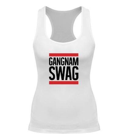 Женская борцовка Gangnam Swag