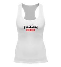 Женская борцовка FC Barcelona Est. 1899