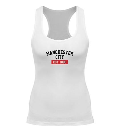 Женская борцовка FC Manchester City Est. 1880