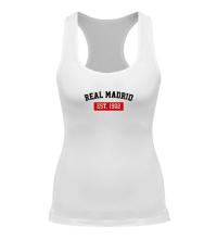 Женская борцовка FC Real Madrid Est. 1902