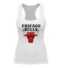 Женская борцовка Chicago Bulls