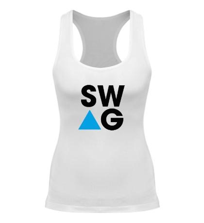 Женская борцовка SW-AG Triangle