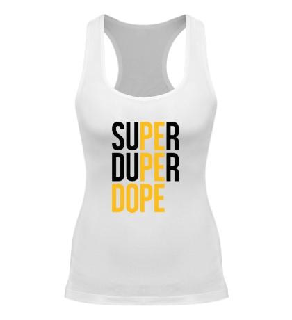 Женская борцовка Super Dope