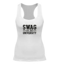 Женская борцовка Swag University