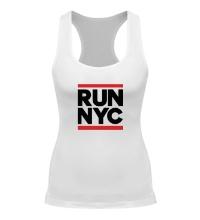 Женская борцовка Run NYC