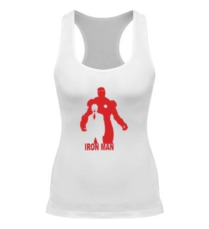 Женская борцовка Iron Man