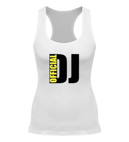 Женская борцовка Official DJ