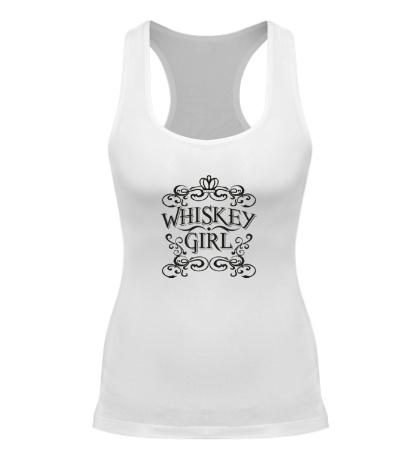 Женская борцовка Whiskey Girl