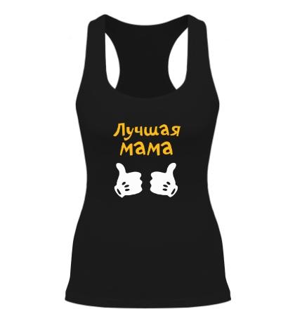 Женская борцовка Лучшая мама