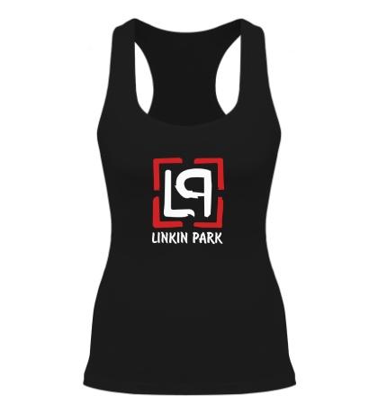 Женская борцовка Linkin Park Sign