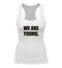 Женская борцовка We are young