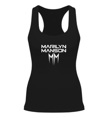 Женская борцовка Marilyn Manson