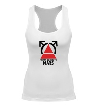 Женская борцовка 30STM Thirty Seconds To Mars