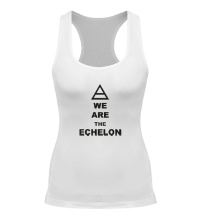 Женская борцовка We are the echelon