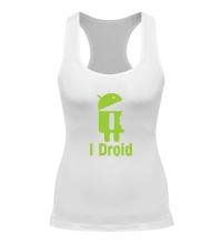Женская борцовка I Droid