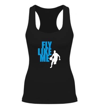 Женская борцовка Fly like me