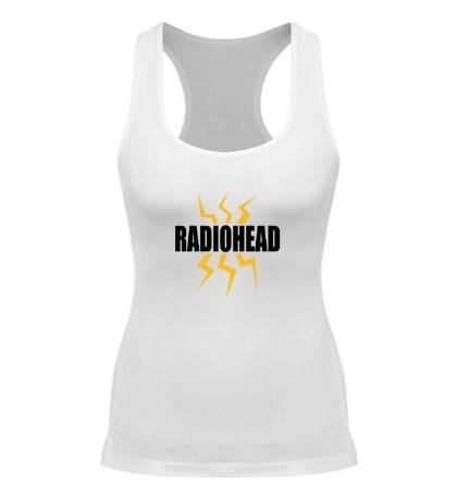 Женская борцовка Radiohead Power